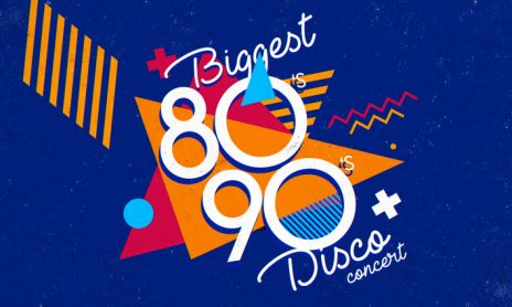 Biggest 80s 90s Disco Event Image