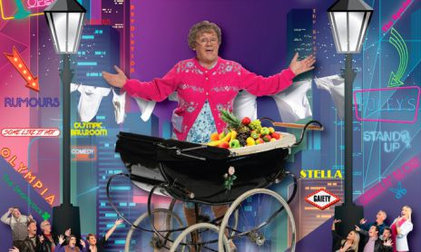 Mrs Browns Boys Event Image