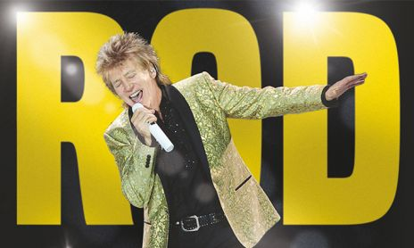 Rod Stewart Event Image
